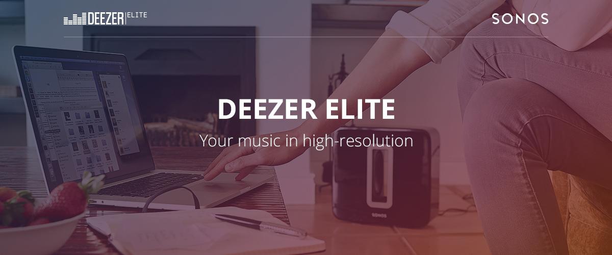 Deezer Soundqualität