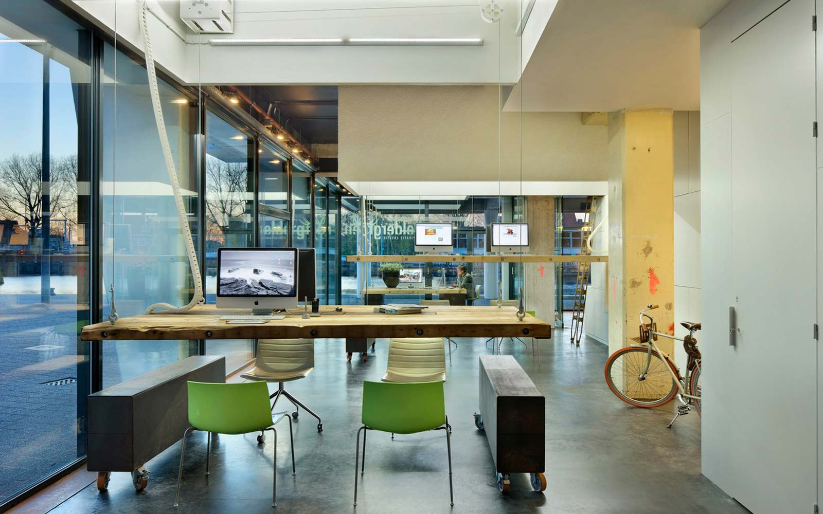 traditional office design. Long Gone Are The Days Of Traditional Office. Word Office Once Conjured Up Drab, Grey Images Employees Listlessly Typing Away At Their Computer Design T