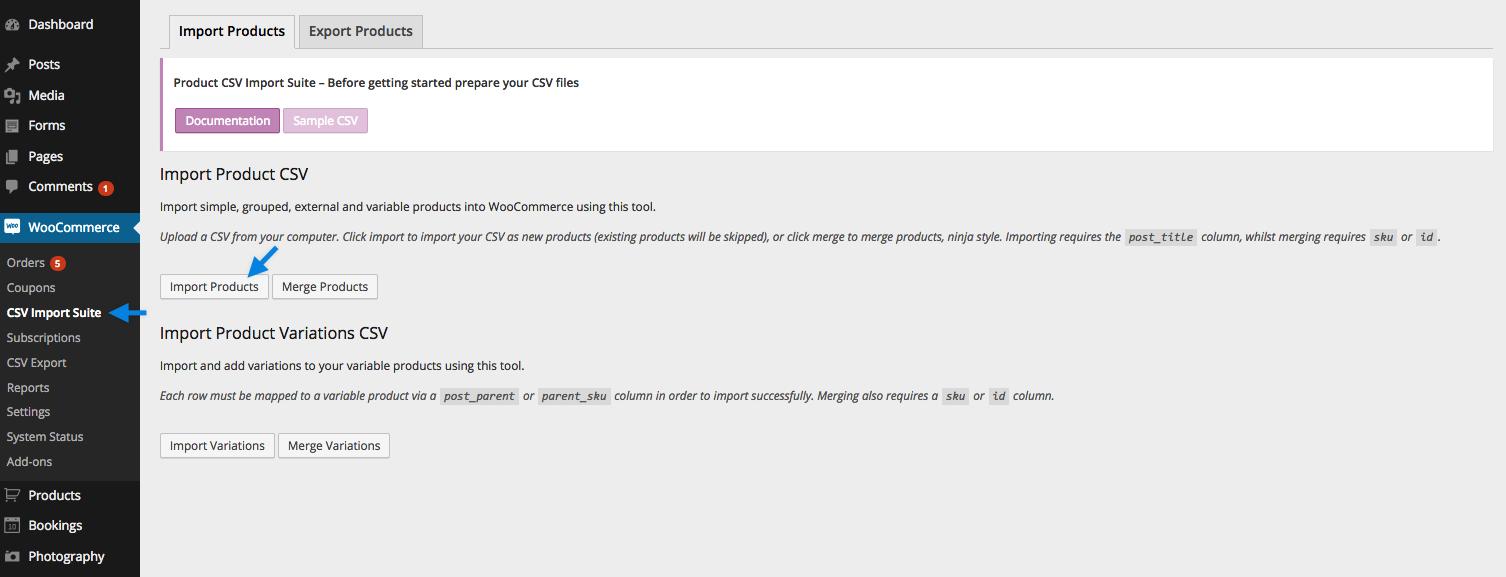WooCommerce Product CSV Import Suite Plugin Download