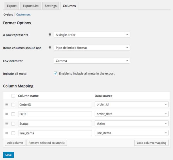 woocommerce customer order csv export plugin download